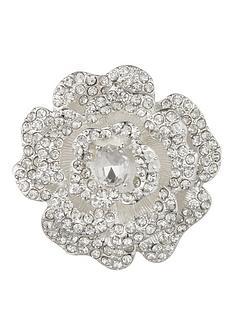 anne-klein-silver-tone-crystal-flower-brooch