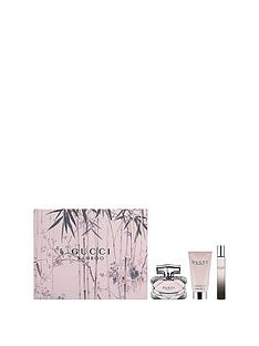 gucci-guccinbspbamboo-75ml-edp-100ml-body-lotion-74ml-rollerball-gift-set