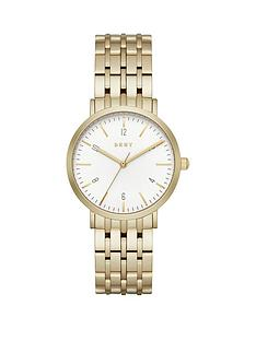 dkny-dkny-minetta-white-dial-36mm-case-stainless-steel-gold-tone-bracelet-ladies-watch