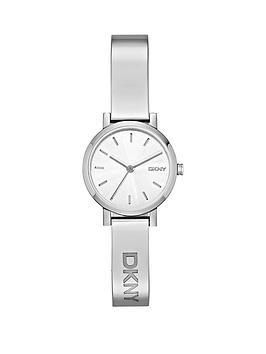 dkny-dkny-soho-white-dial-stainless-steel-bracelet-ladies-watch
