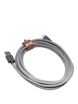 native-union-belt-lightning-zebra-3m-cable