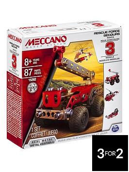 meccano-3-model-set-rescue