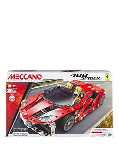 meccano-ferrari-488-spider