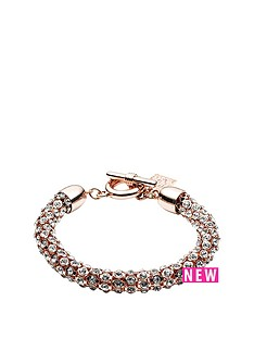 anne-klein-rose-gold-tone-crystal-tube-bracelet