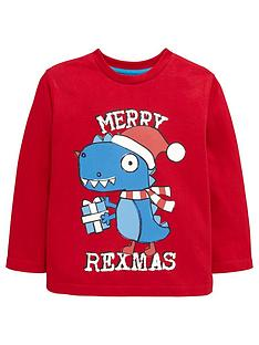 mini-v-by-very-boys-merry-rexmasnbspnovelty-t-shirt
