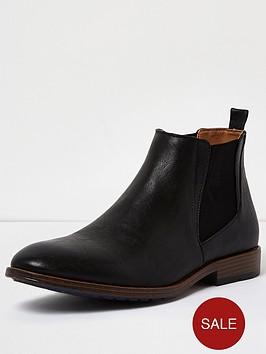 river-island-mens-chelsea-boots