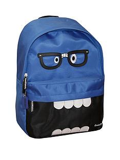 david-goliath-monster-geek-backpack-blue