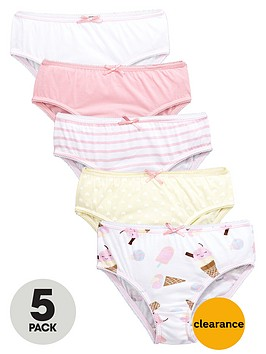 mini-v-by-very-girls-ice-cream-and-lollipop-knickers-5-pack