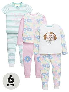 mini-v-by-very-girls-puppy-and-daisy-pyjamas-set-6-piece