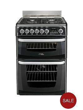 cannon-ch60dhkfs-60cm-dual-fuel-double-oven-cooker-black