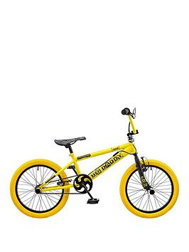 Image of Rooster Big Daddy 20 Kids Bmx Bike 18 Inch Wheel