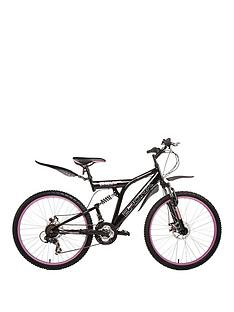 bronx-bolt-26-inch-wheel-steel-dual-disc-ladiesnbspmountain-bike