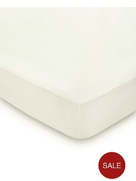 peacock-blue-hotel-300-tc-egyptian-cotton-percale-fitted-sheet