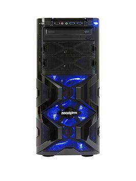 zoostorm-stormforce-tornado-gaming-pc-intelreg-coretrade-i5-6400-27nbspghz-8gb-ram-1tb-hhd-nvidia-geforce-gtx-1070-graphics-dvdrw-wifi-windows-10-black