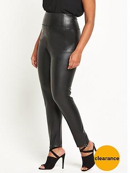 v-by-very-curve-body-sculpt-perfect-fit-pu-legging-black