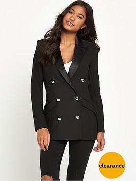 river-island-military-buttoned-blazer