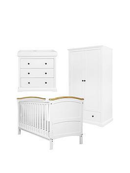 kub-nativia-cot-bed-wardrobe-amp-dressernbspincludes-free-mattress