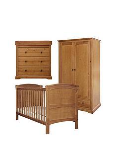 kub-nativia-cot-bed-wardrobe-amp-dresser-amp-free-calm-mattress
