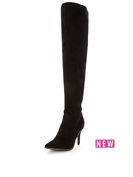 v-by-very-fara-point-over-the-knee-boot