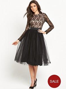 rare-metallic-lace-tulle-prom-dress