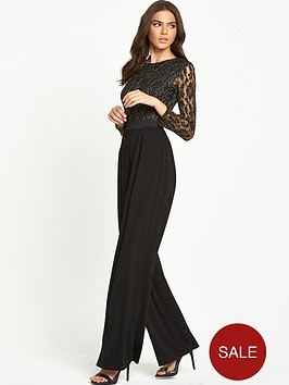 rare-long-sleeve-lace-jumpsuit-black