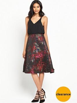 ax-paris-2-in-1nbspprinted-midi-dress