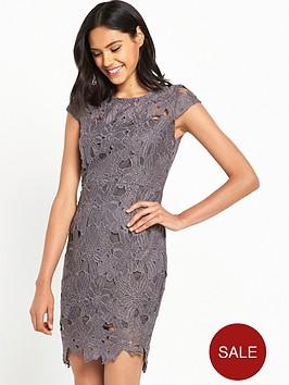 ax-paris-crochet-mini-dress-grey