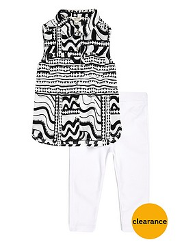 river-island-mini-girls-printed-shirt-and-leggings-set