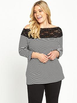 so-fabulous-lace-trim-bardot-stripe-tunic