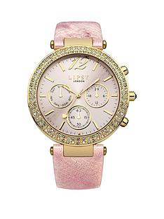lipsy-lipsy-pink-multi-look-dial-stone-set-bezel-pink-metallic-snake-pu-strap-ladies-watch