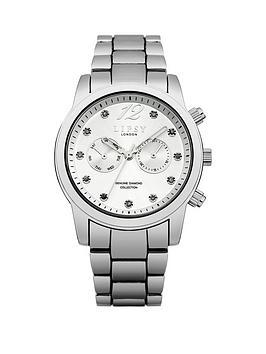 lipsy-lipsy-silver-diamond-set-dial-silver-metal-bracelet-ladies-watch