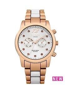 lipsy-lipsy-silver-diamond-set-dial-rose-gold-white-metal-bracelet-ladies-watch