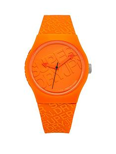 superdry-superdry-urban-orange-dial-orange-logo-printed-silicone-strap-unisex-watch