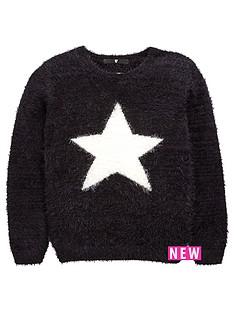 v-by-very-girls-star-fluffy-jumper