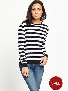 superdry-superdrycroyde-luxe-mini-cable-stripe-knit