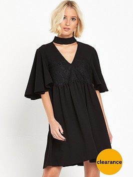 lost-ink-leonora-high-neck-lace-swingnbsp