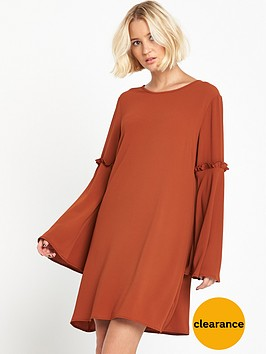 lost-ink-bella-frill-sleeve-swingnbsp