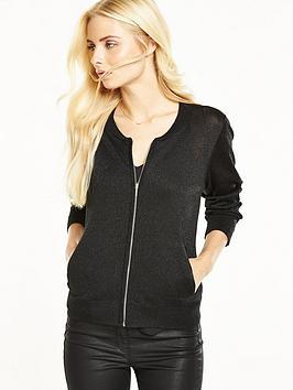 v-by-very-lurex-bomber-jacket