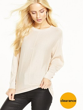v-by-very-metallic-batwing-jumper