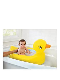 munchkin-white-hot-inflatable-safety-duck-baby-bath