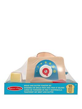 melissa-doug-bread-and-butter-toaster-set