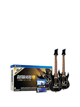 playstation-4-guitar-hero-supreme-party-collection-ps4