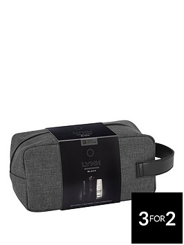 lynx-black-wash-bag-gift-set