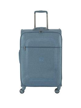 delsey-dauphine-66cm-4-wheel-medium-trolley-case