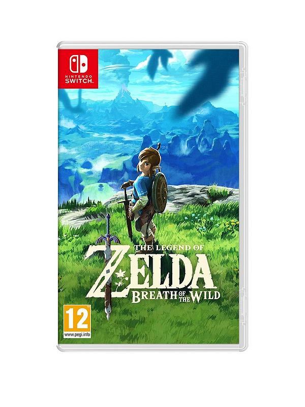 The Legend Of Zelda The Breath Of The Wild