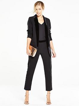 v-by-very-velvet-longline-blazer