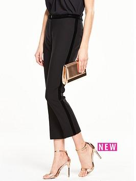v-by-very-slim-leg-velvet-trim-trouser