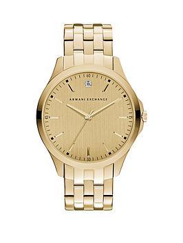 armani-exchange-gold-tone-dial-gold-tone-bracelet-mens-watch
