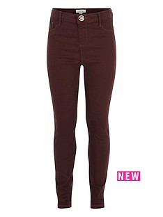 river-island-girls-berry-high-waisted-molly-jeggings
