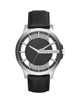 armani-exchange-armani-exchange-hampton-black-dial-black-leather-strap-mens-watch